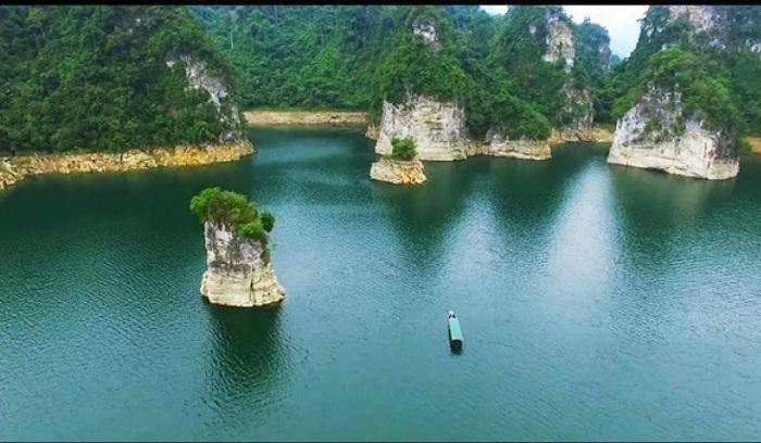 tour du lịch na hang thác khuổi nhi