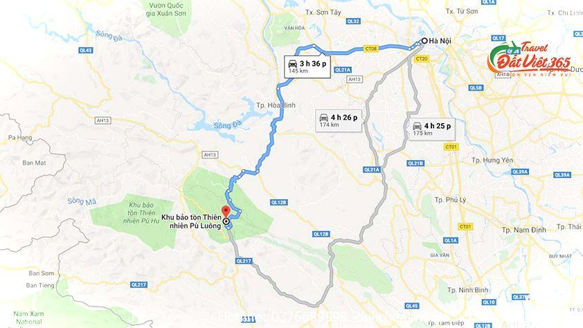 tour du lịch pù luông 3 ngày 2 đêm