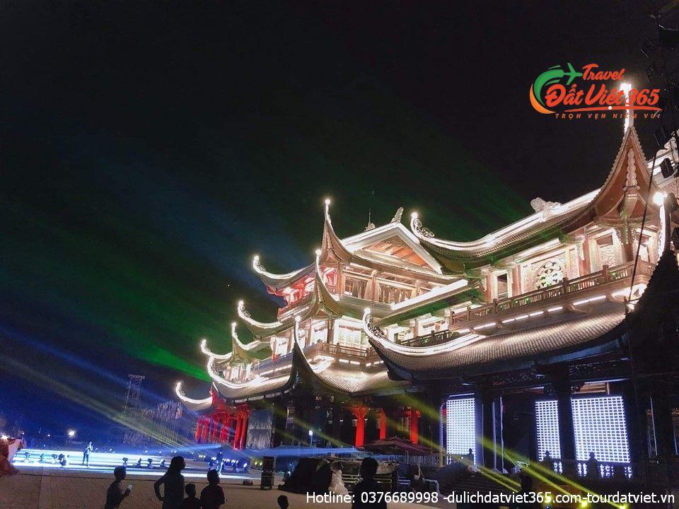 tour du lịch chùa tam chúc 2 ngày 1 đêm