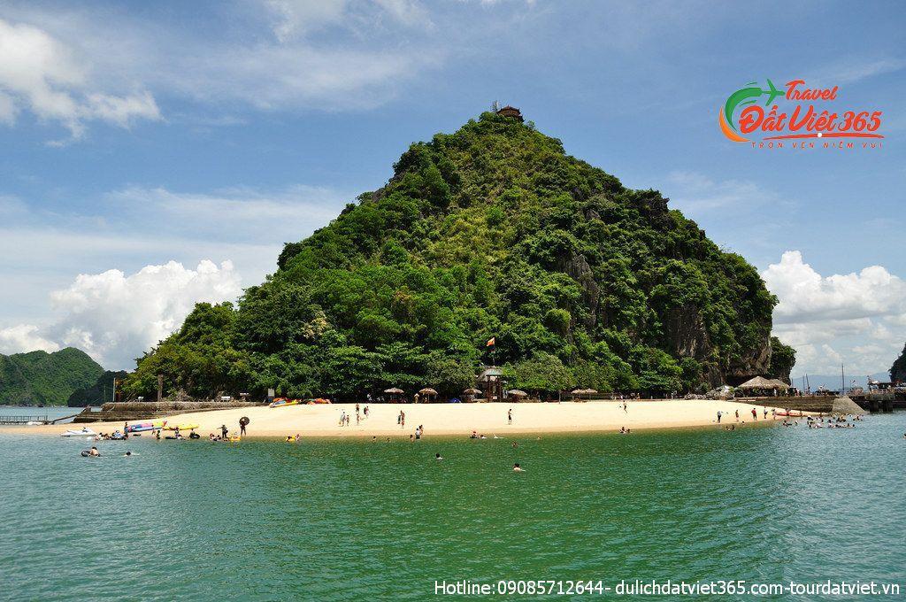 Đảo Ti Top điểm đến không thể bỏ qua
