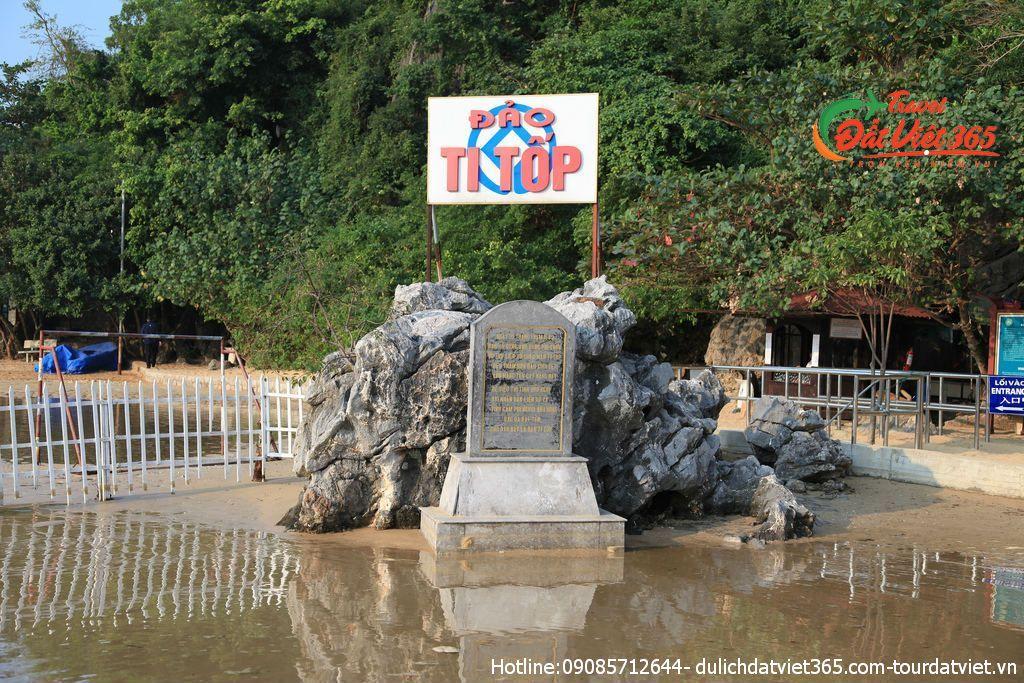 Đảo Titop vịnh Hạ Long điểm đến không thể bỏ qua