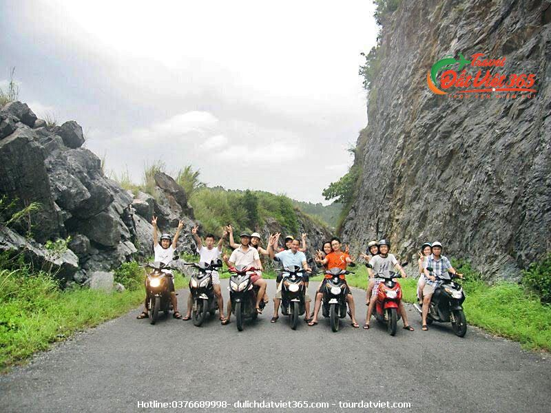 du lịch Cát Bà bằng xe máy