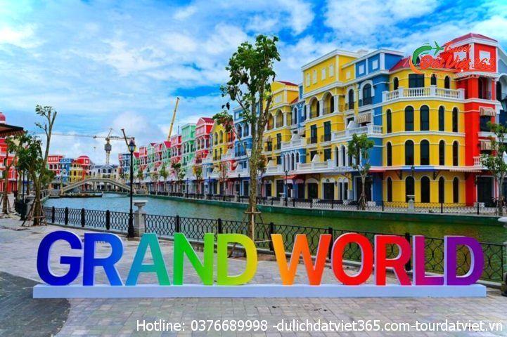 Grand world Thành Phố Không ngủ