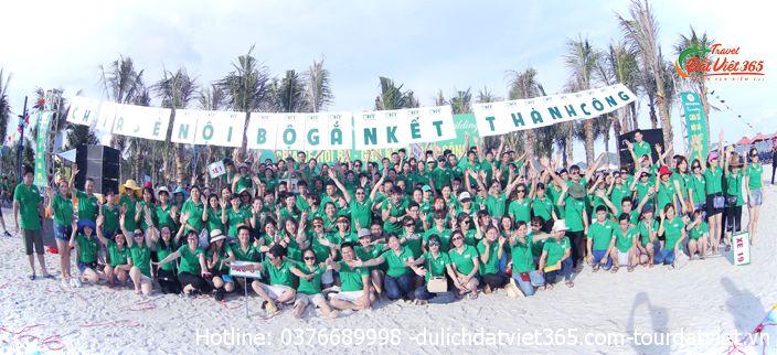 our teambuilding Hạ Long 3 ngày 2 đêm