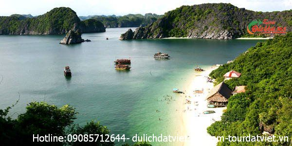 Vịnh Lan Hạ Đảo Cát Bà