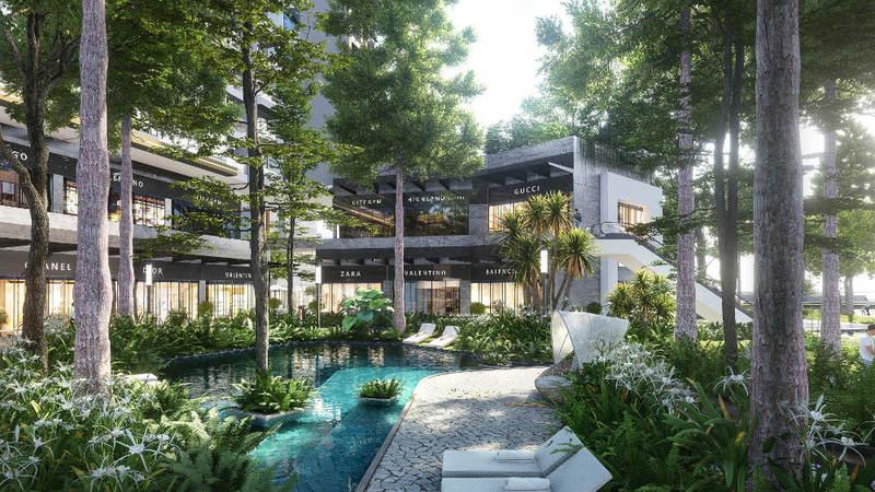 dự án chung cư haven park