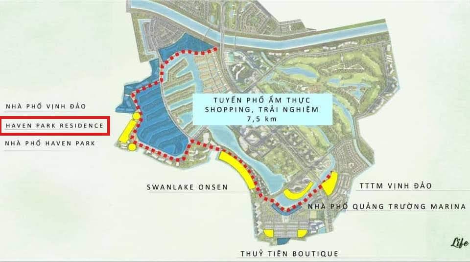 dự án đô thi haven park