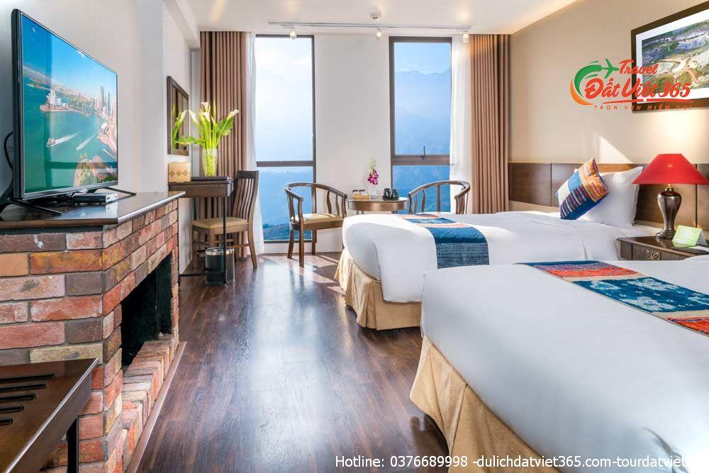 Phòng Khách sạn combo du lịch