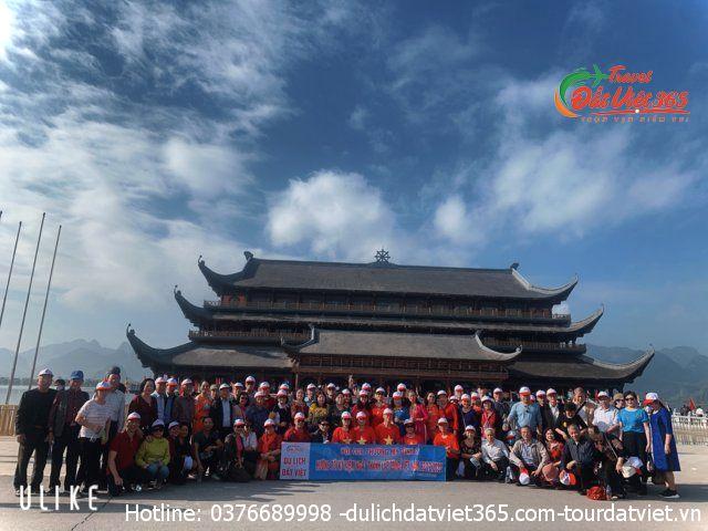 tour chùa tam chúc chùa địa tạng phi lai