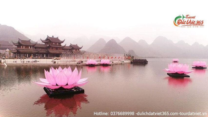Tour Du Lịch Chùa Tam chúc Địa Tạng Phi Lai