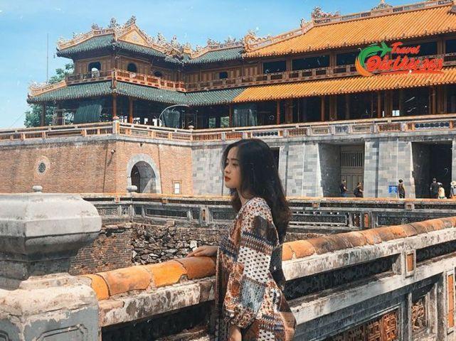 Đại Nội Huế Mang Giá Trị Nghệ Thuật Kiến Kiến trúc Đặc sắc về Triều Nguyễn