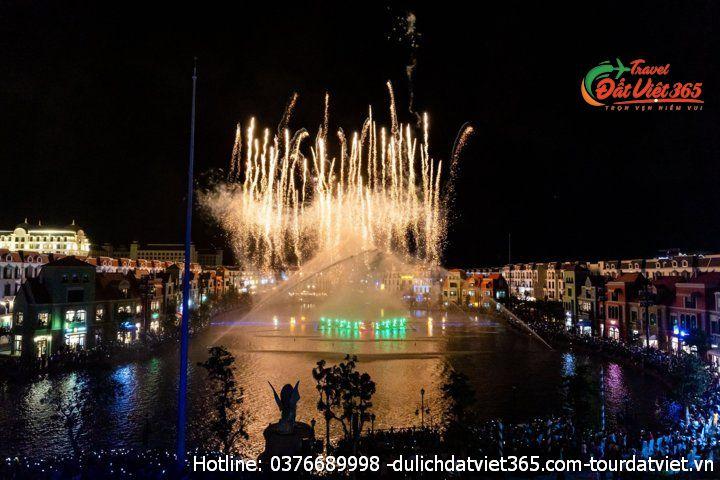 giá vé united center Phú Quốc