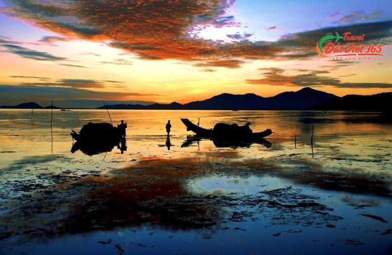 Du lịch phá Tam Giang Huế