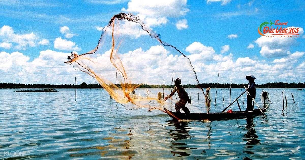 Kinh nghiệm Du lịch phá Tam Giang Huế