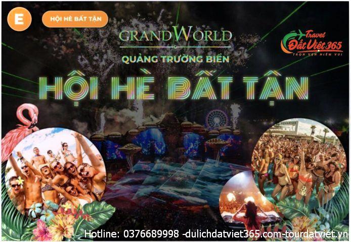 TOUR DU LỊCH GRAND WOURL PHÚ QUỐC