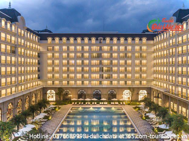 khu khách sạn