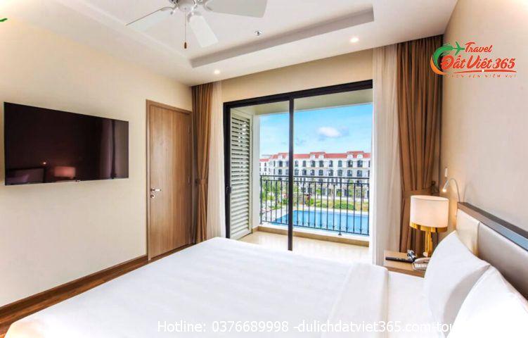 đặt phòng khách sạn vinholiday Phú Quốc