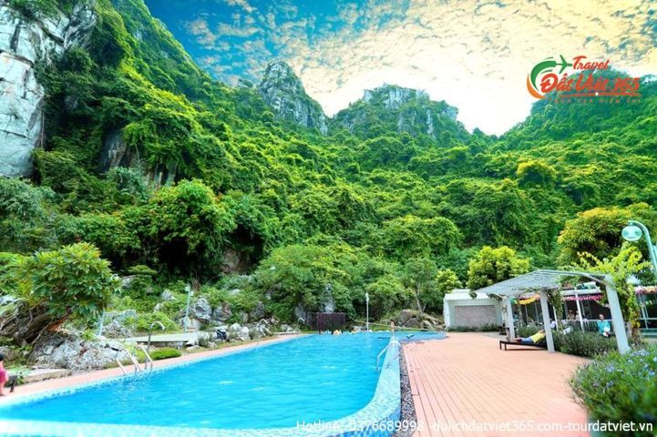 tour du lịch làng sỏi resort 1 ngày