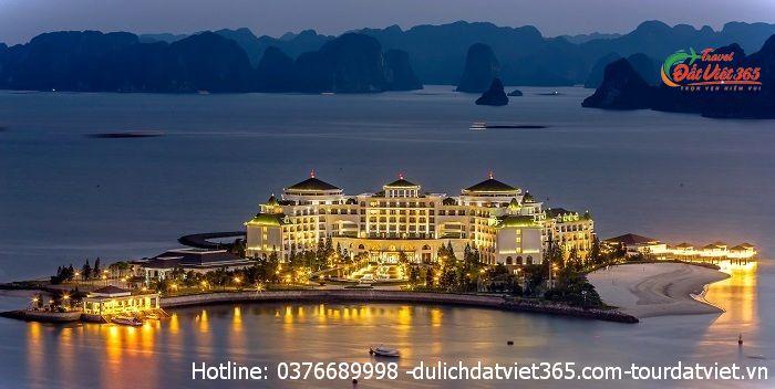 kinh nghiệm đi vinpearl Quảng Ninh