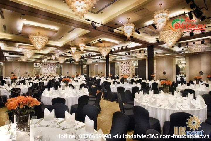 địa điểm tổ chức gala dinner tại Hà Nội
