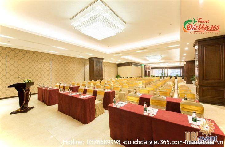 địa điểm du tổ chức gala dinner tại Hà Nội