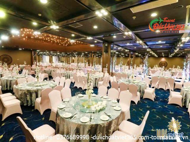 tổ chức gala dinner tại hà nội