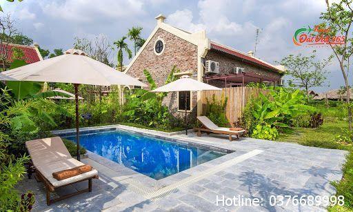 giá vé vào cửa vườn vua resort & villa