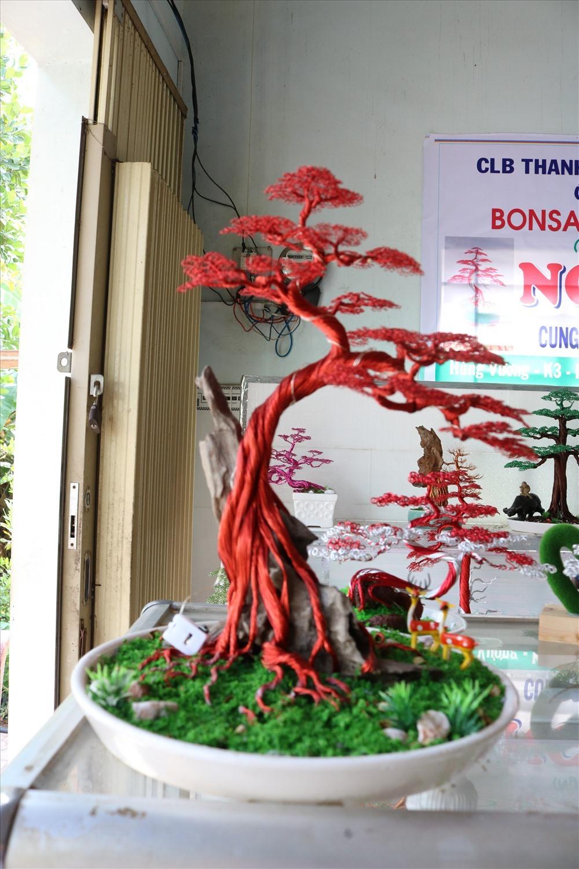 cây cảnh bonsai handmade nghệ thuật