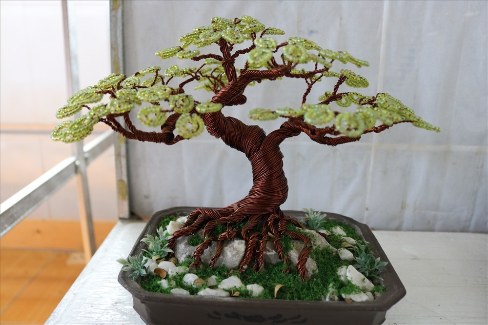 cây bonsai hand made đẹp