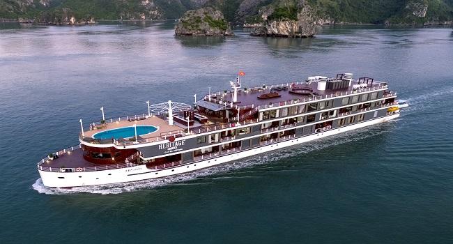 tour du thuyền vịnh lan hạ 2 ngày 1 đêm